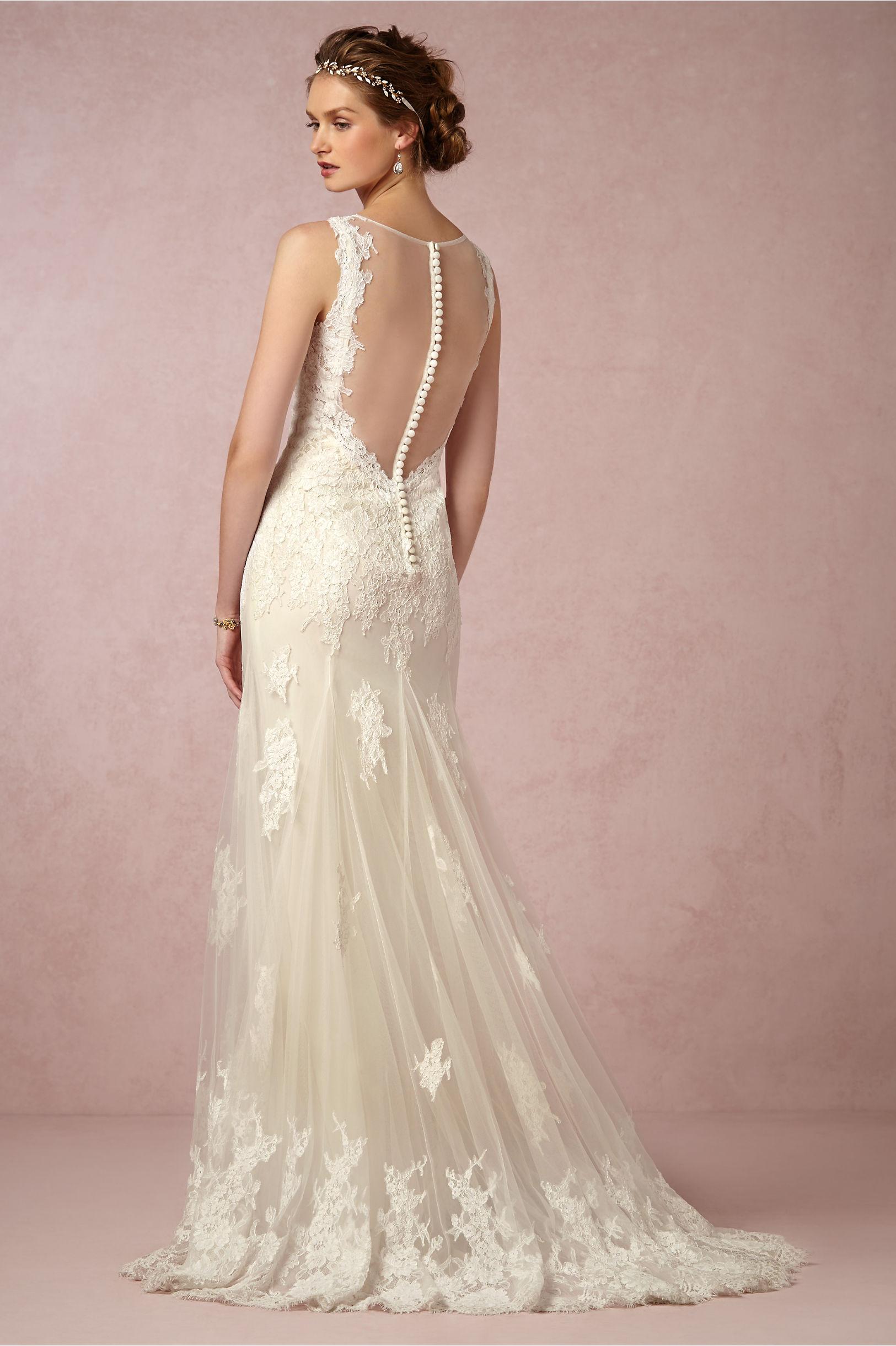 Francine Gown in Sale Wedding Dresses | BHLDN