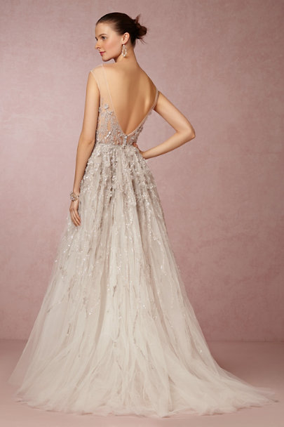wisteria gown in sale bhldn