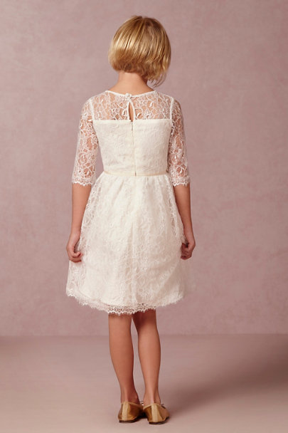 Jenny Yoo ivory Annie Dress | BHLDN