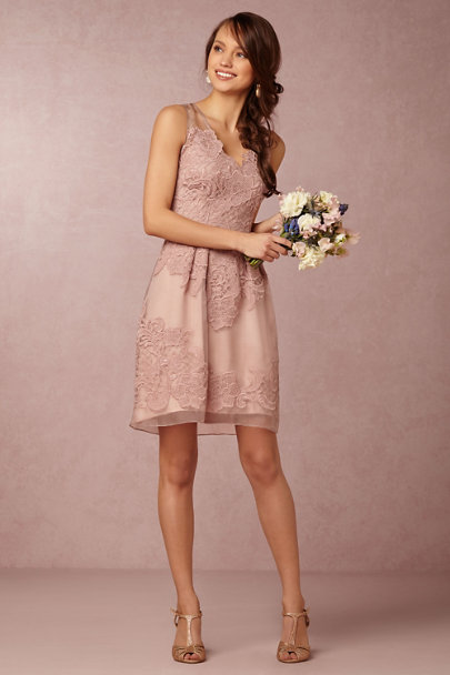 Yoana Baraschi Rose Quartz Celestina Dress | BHLDN