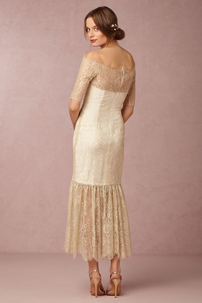 Ivory Mia Dress | BHLDN