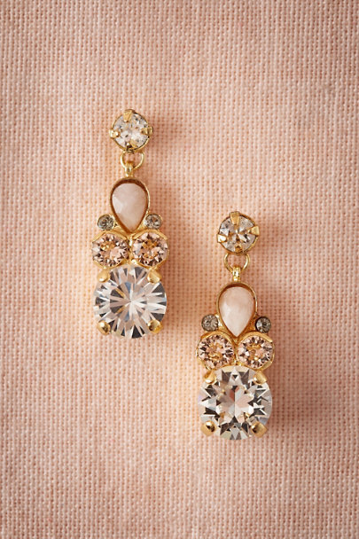 Sorrelli Gold Natural Wonders Earrings | BHLDN