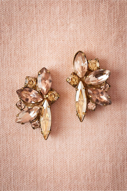 Sorrelli Blush Pellucid Earrings | BHLDN