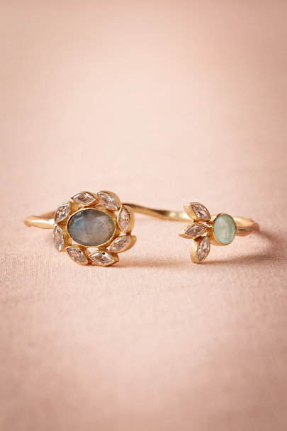 Blue Viburnum Cuff | BHLDN