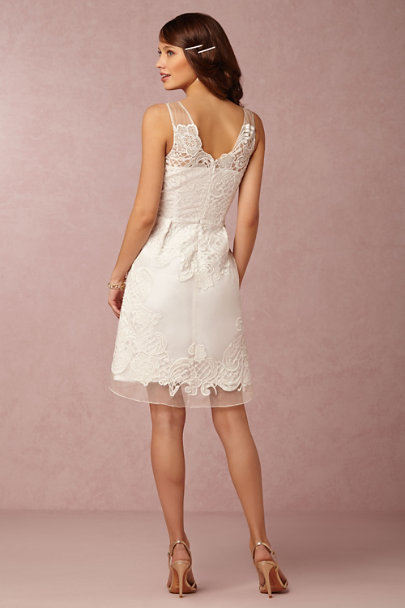 Yoana Baraschi IVORY Celestina Dress | BHLDN