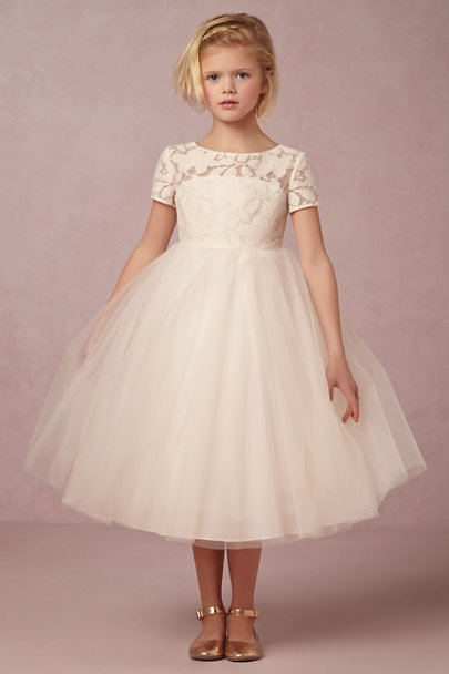 Watters Ivory Portia Dress | BHLDN
