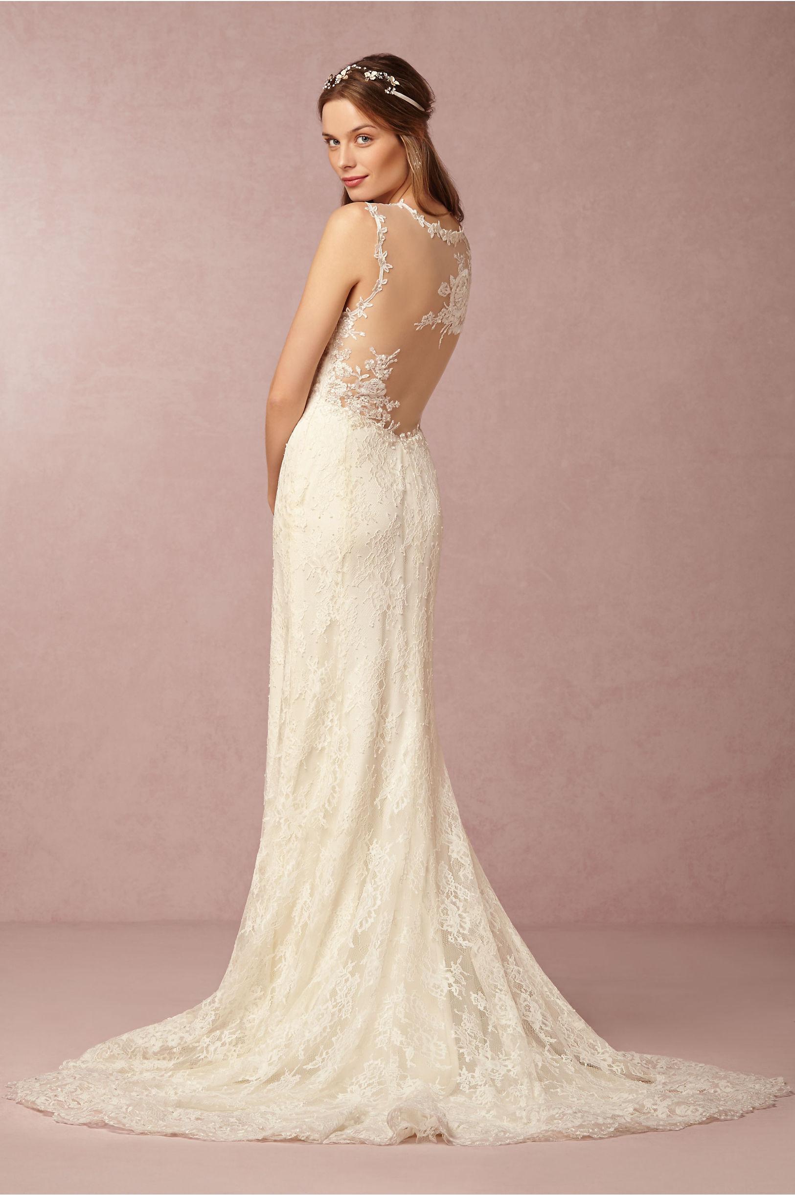 Lace Rose Wedding Dresses – fashion dresses