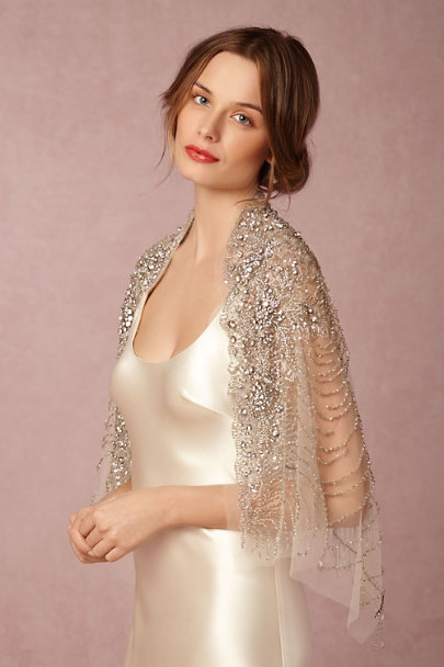 Carol Hannah Beaded Ursa Beaded Wrap | BHLDN