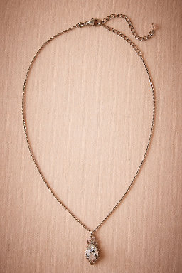 Lettice Pendant Necklace