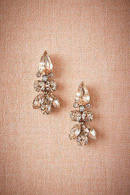 Palazzo Drop Earrings