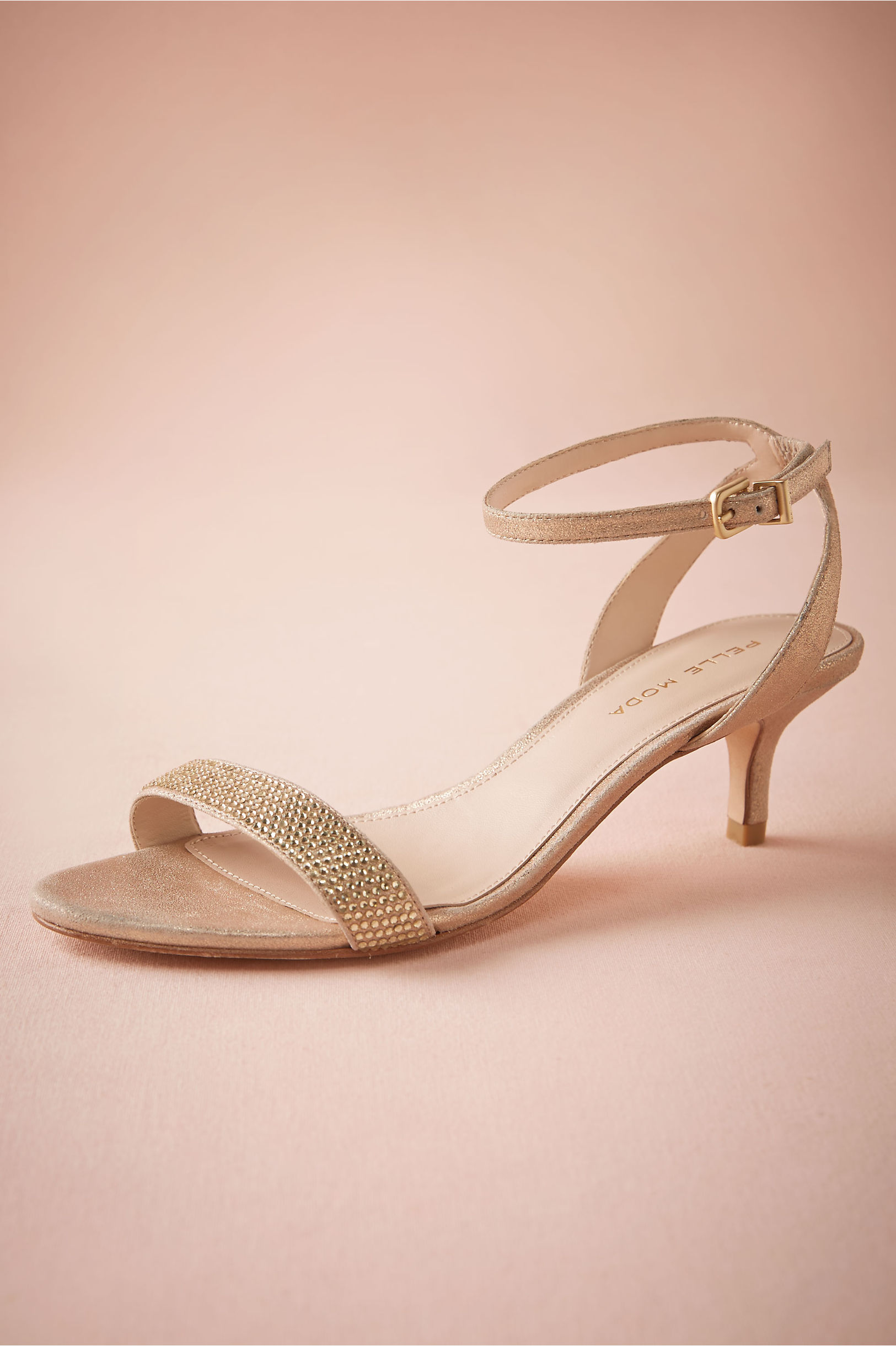 Fabia Kitten Heels in Sale | BHLDN