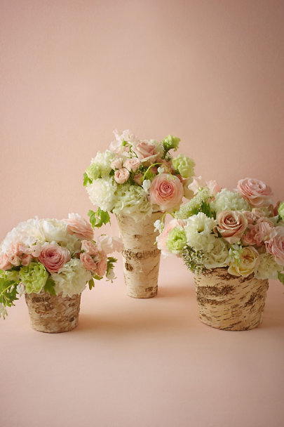 Natural Birch Dreams Vase | BHLDN