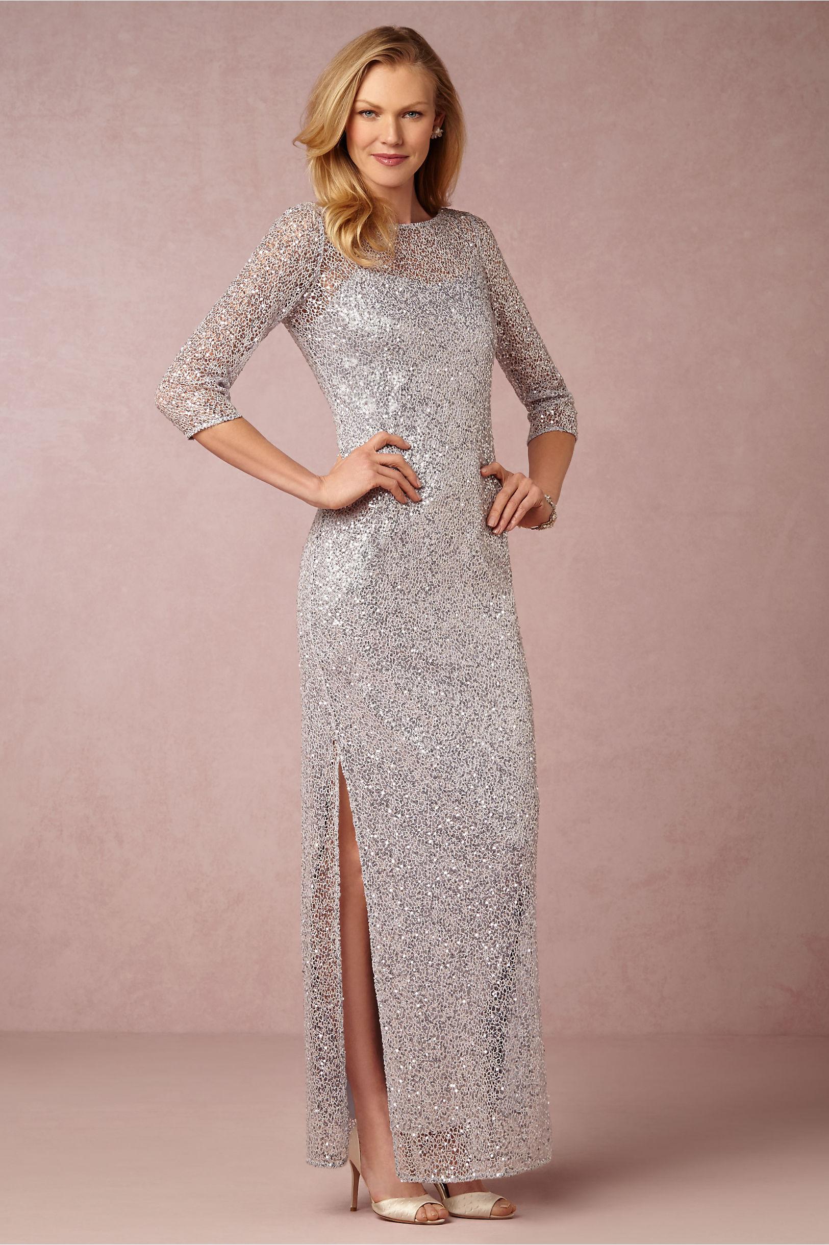 Sylvia Beaded Maxi Dress in Sale Dresses | BHLDN