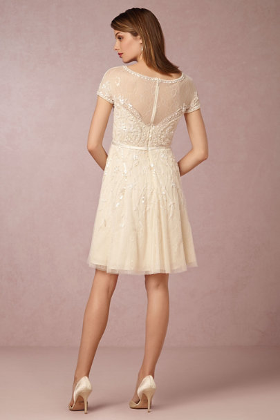 Etoile Ivory Gwendolyn Dress | BHLDN