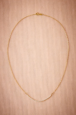 Tres Delicat Necklace