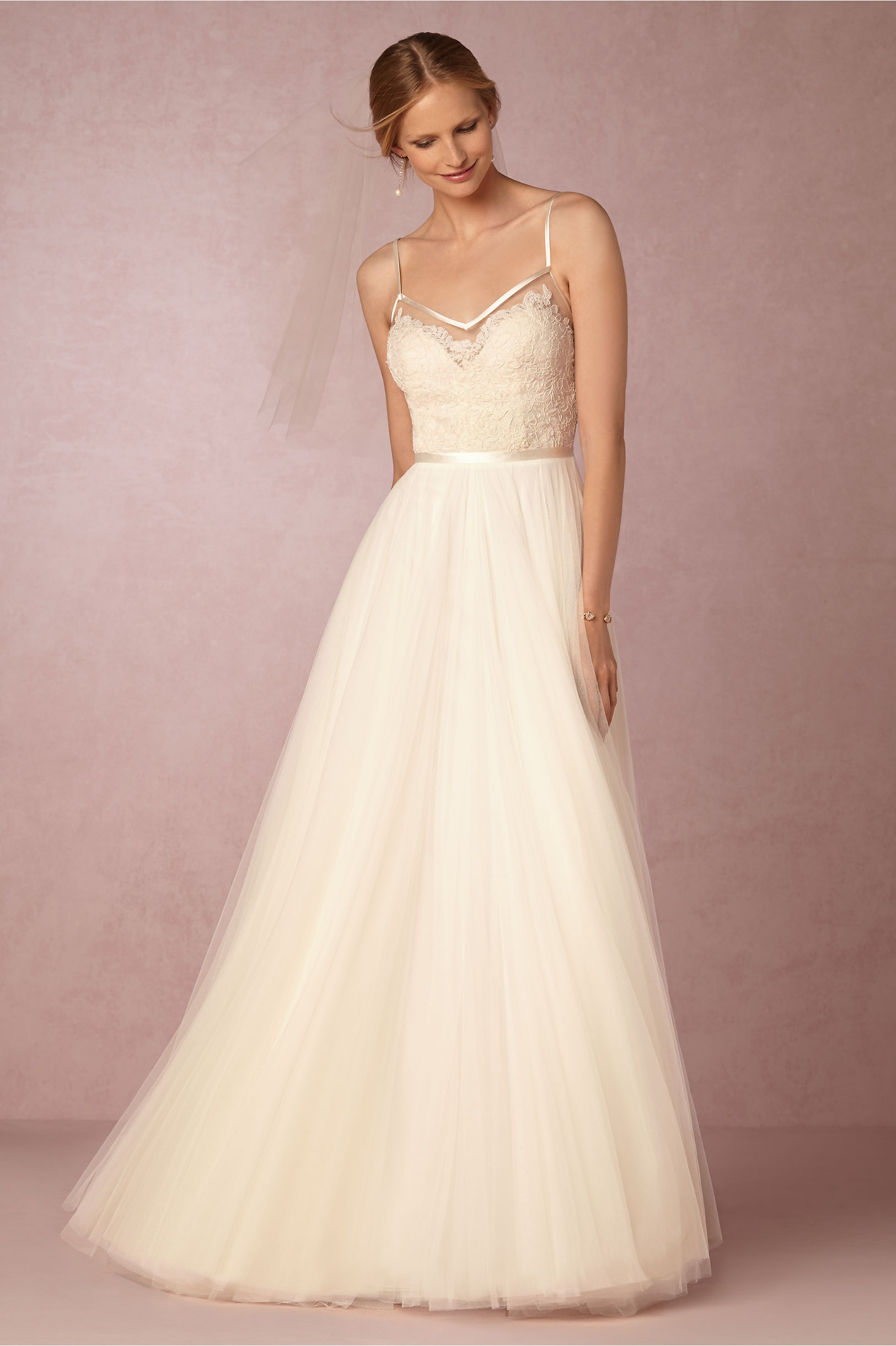 Charlotte Gown in Sale Wedding Dresses - BHLDN