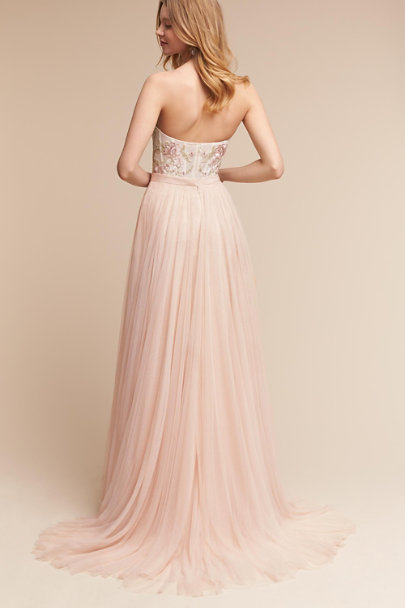 Watters Porcelain Amora Skirt | BHLDN
