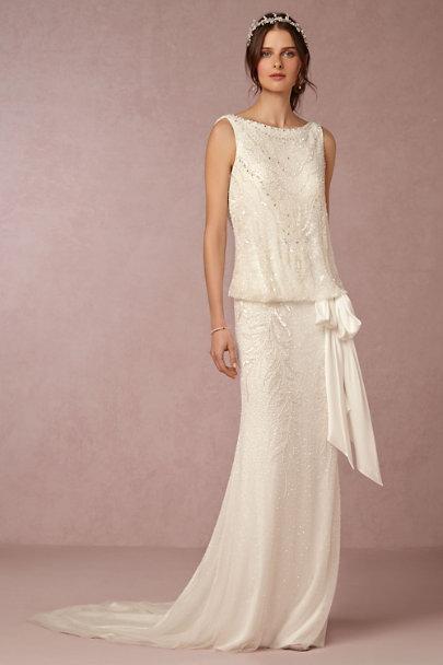 Arabella gown in sale wedding dresses bhldn for Bhldn wedding dress sale