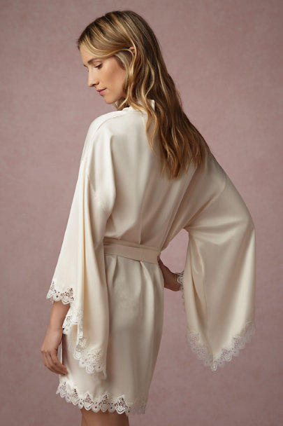 Flora Nikrooz Candlelight Edo Robe | BHLDN