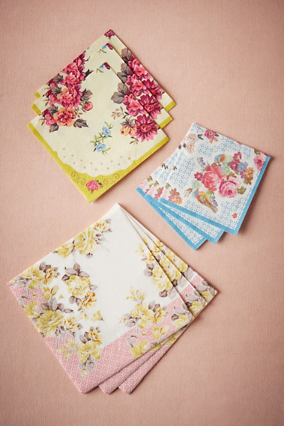 Assorted Sunday Paper Napkins (30) | BHLDN