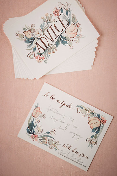 Kelsey Garrity-Riley Multi Perennial Wisdom Cards (10)  | BHLDN