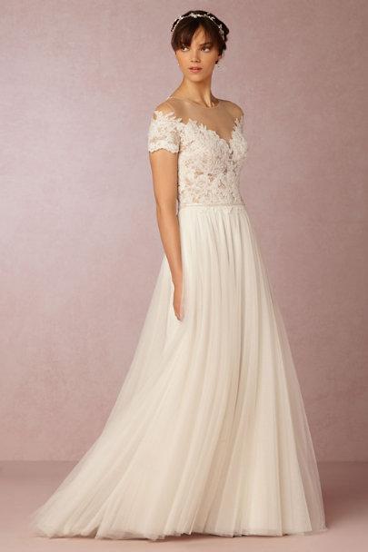 Beau gown in sale bhldn for Bhldn wedding dress sale
