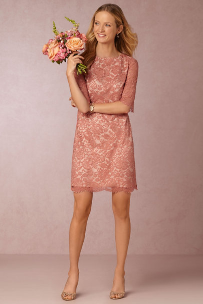 Hitherto Vintage Rose Gia Dress | BHLDN
