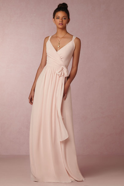 Joanna August Blush Cadence Dress | BHLDN