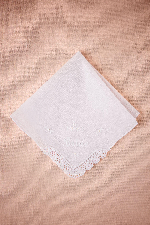Bride Kerchief