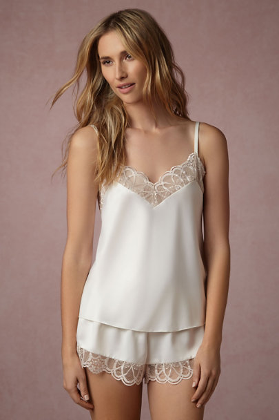 Flora Nikrooz Ivory Cosette Camisole | BHLDN