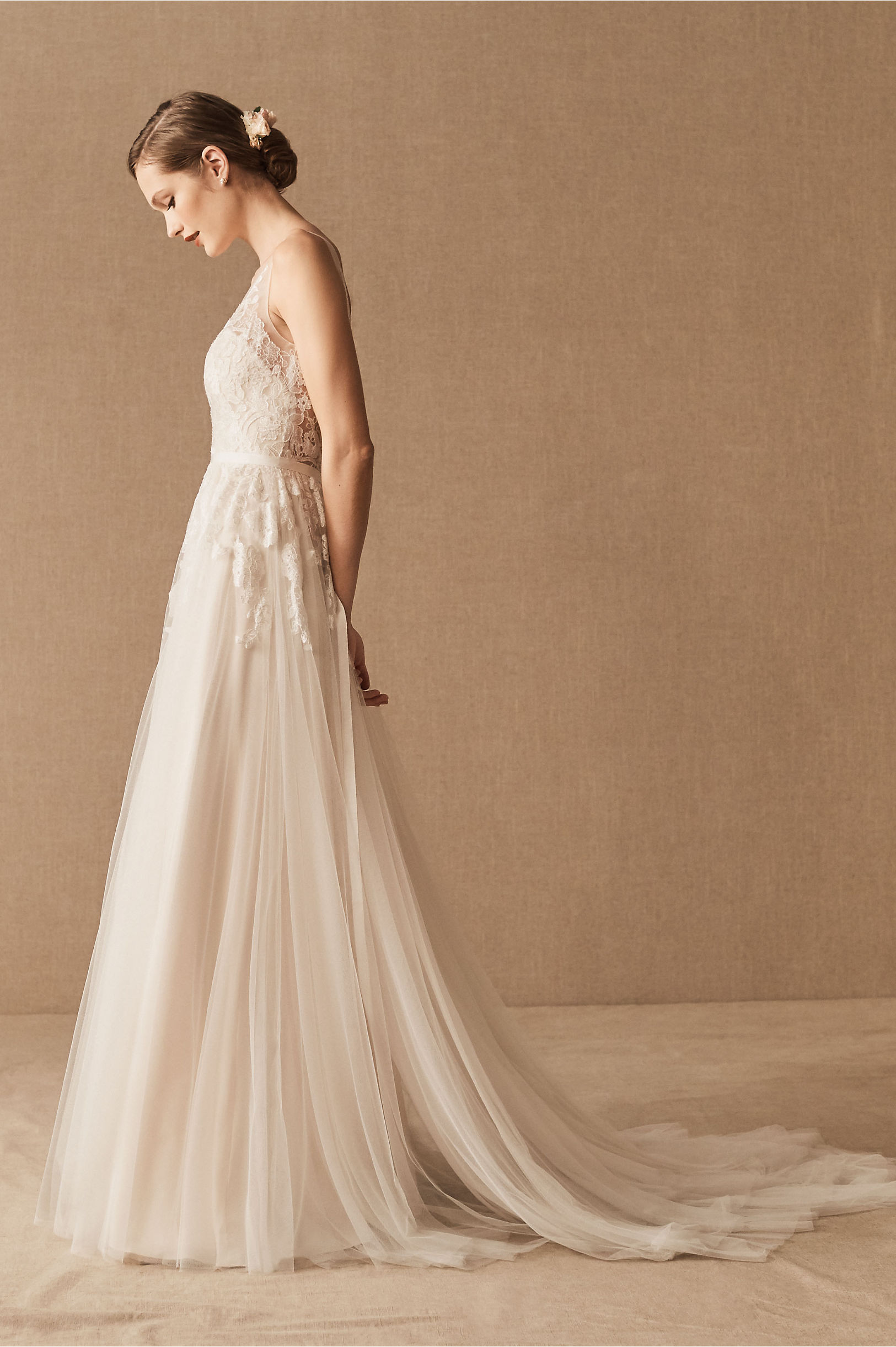 Wedding Dresses | Vintage & Simple Wedding Gowns | BHLDN