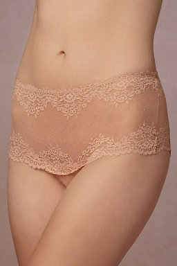 Cecile Corset Knickers