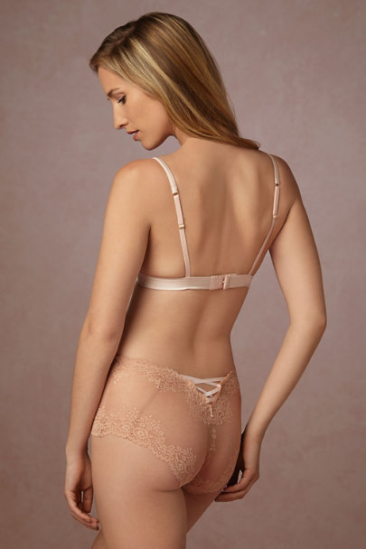 Rose Cecile Corset Knickers | BHLDN