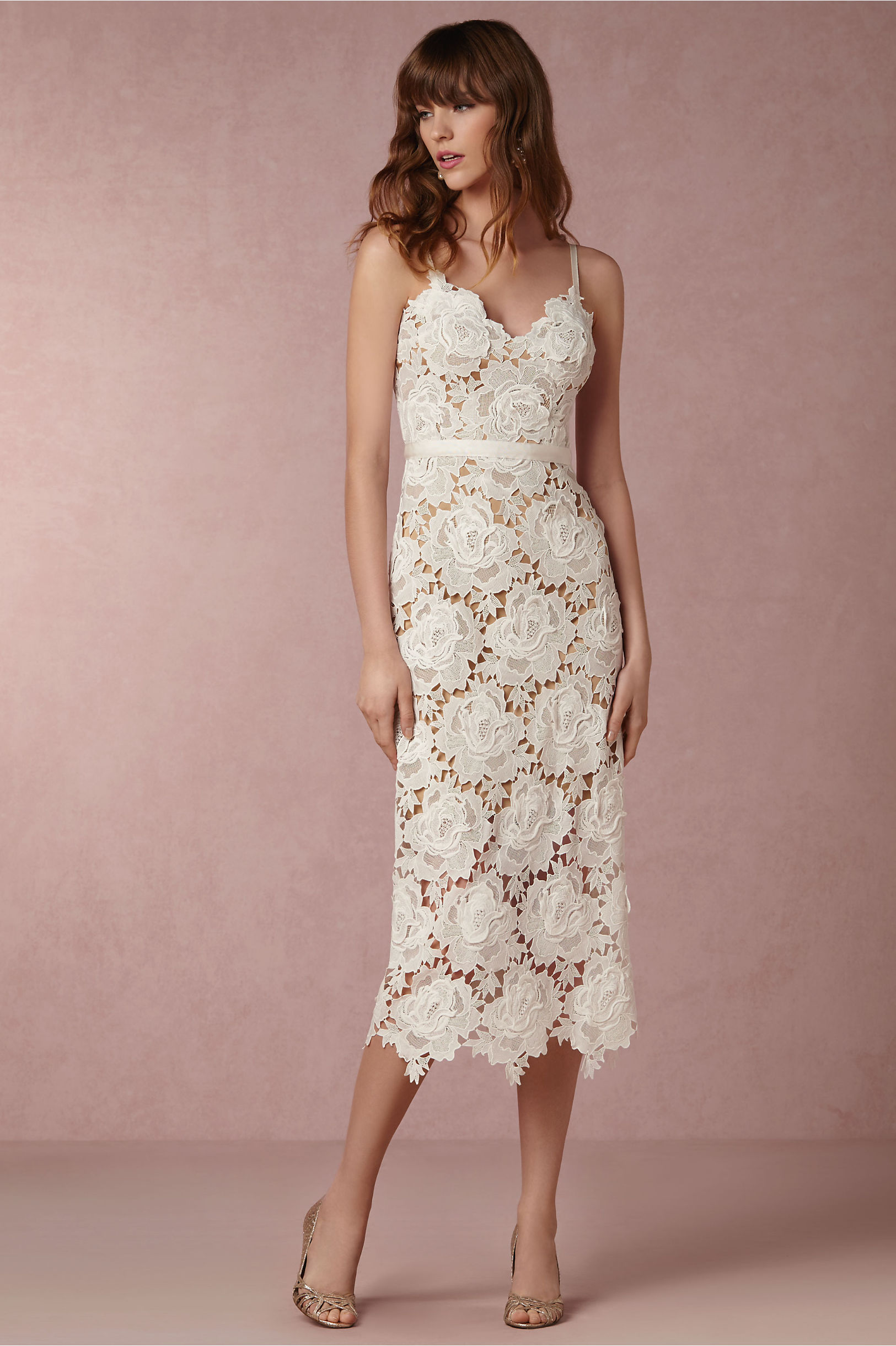 ivory frida dress bhldn