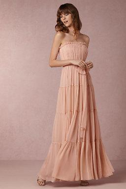 Chelsea Dress Nude