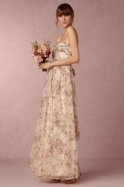 Jenny Yoo Lavender Multi Nyla Dress | BHLDN