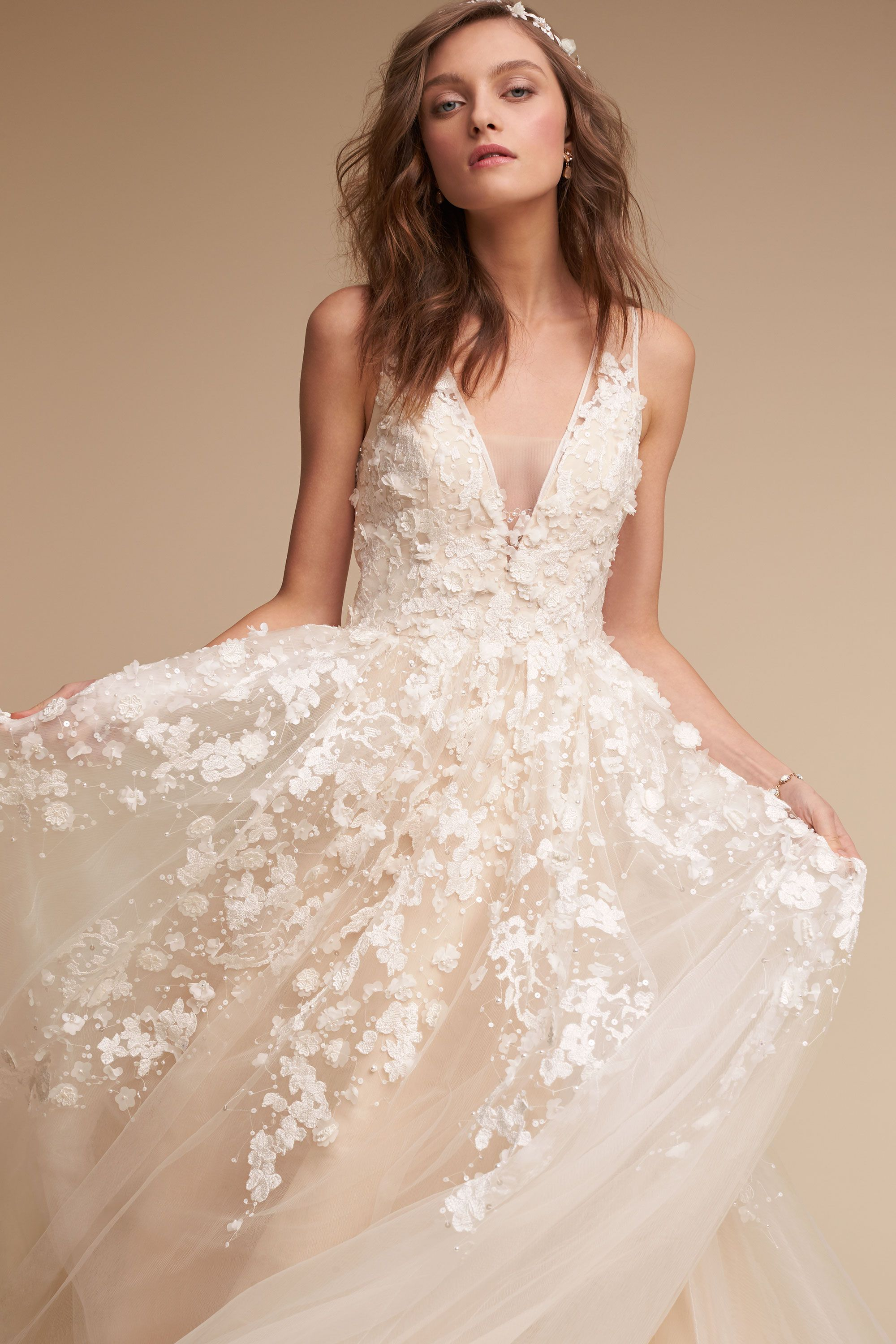 Where to Buy BHLDN Wedding Dresses in Store / Online | Emmaline Bride