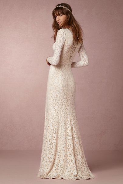 Lisette gown in sale wedding dresses bhldn for Bhldn wedding dress sale
