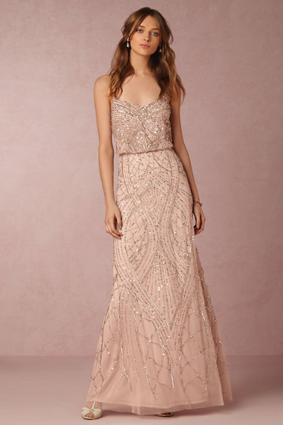 Adrianna Papell Shell Tobin Dress | BHLDN