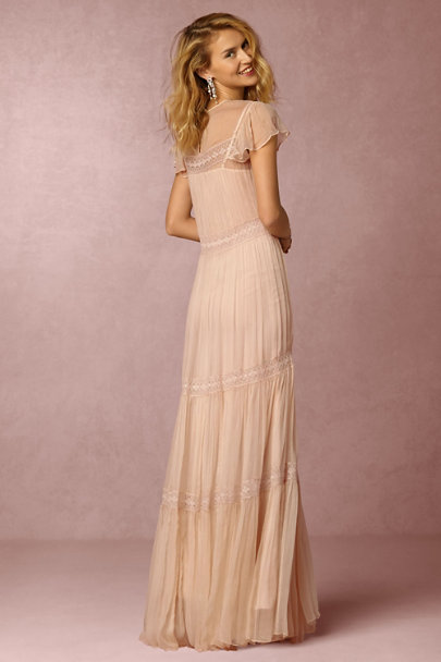 Needle & Thread Ballet Pink Kira Dress | BHLDN
