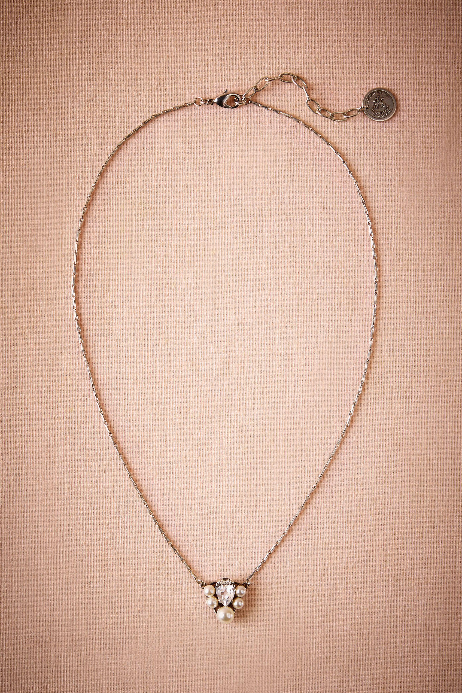 Tern Pendant Necklace