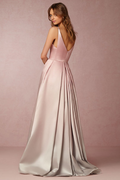 Blush Ombre Lorraine Dress | BHLDN