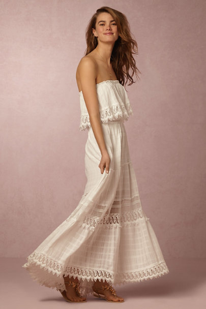 Gypsy 05 Ivory Soren Dress | BHLDN