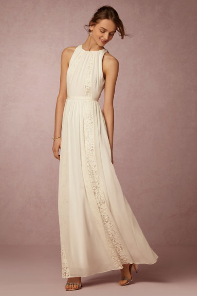 Bailey 44 Ivory Chandler Dress | BHLDN