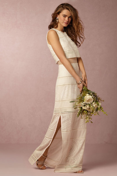Bailey 44 Ivory Delos Dress | BHLDN