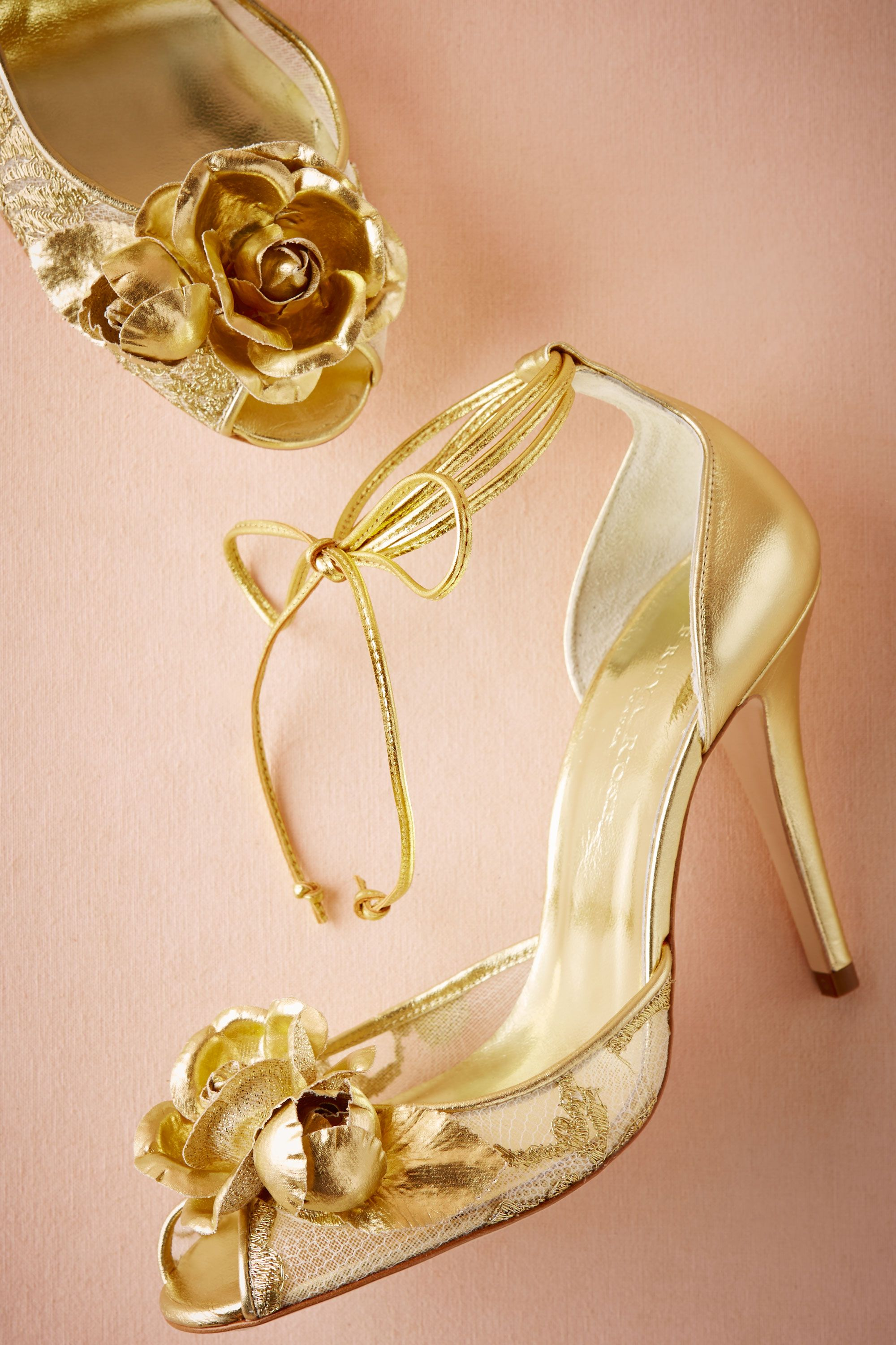 best splurge designer bridal shoes petula heels from bhldn see more at www