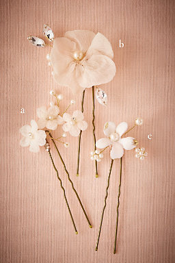 Capucine Hairpins