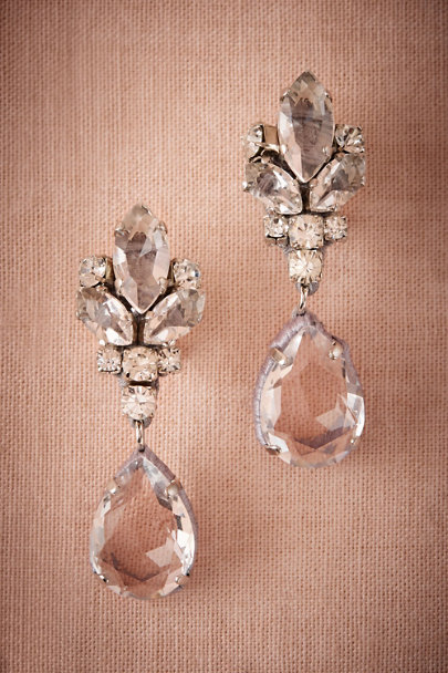 Radà Clear Vianne Earrings | BHLDN
