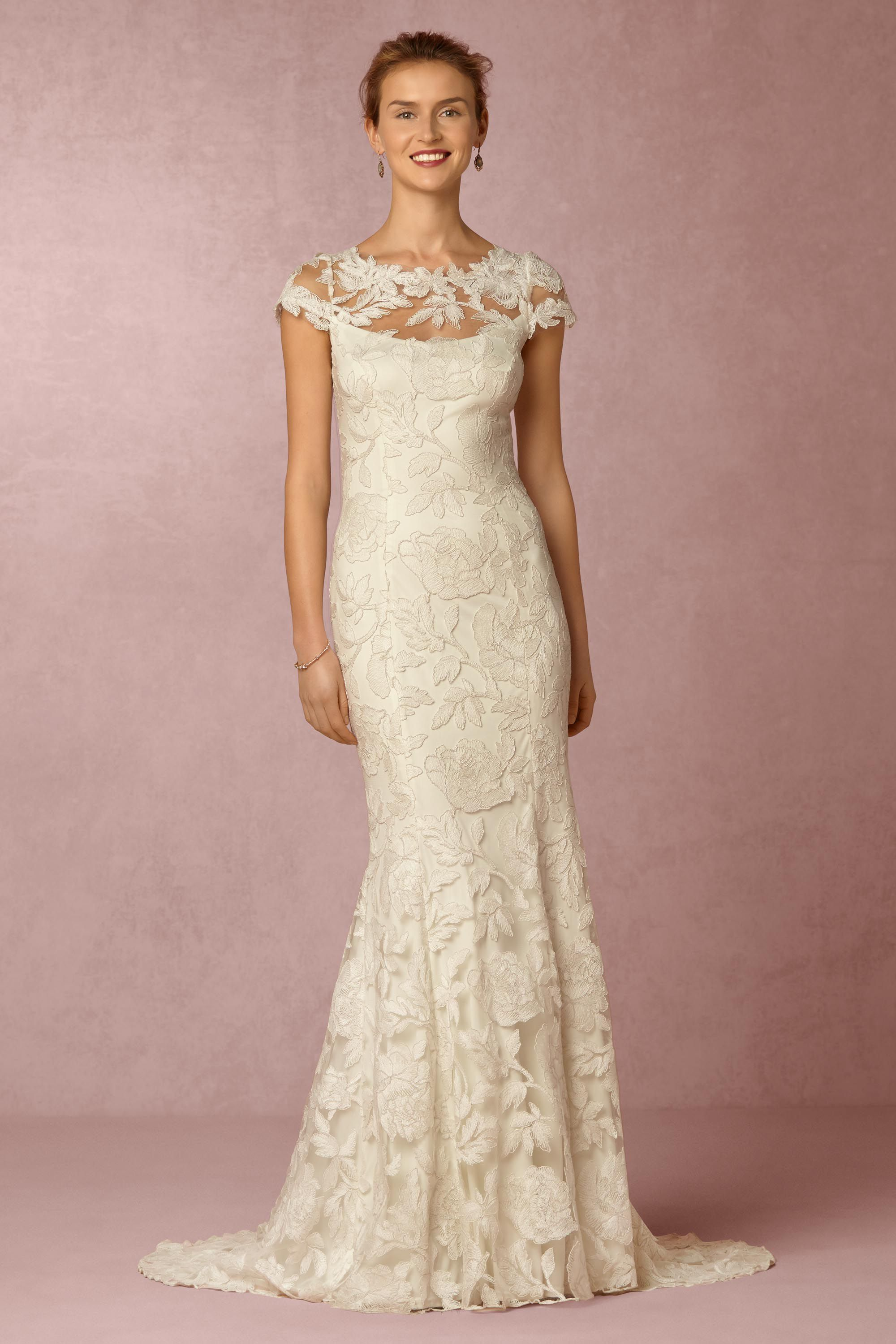 Wedding Anthropology Wedding Dresses elinor gown in sale wedding dresses bhldn tadashi shoji ivory bhldn
