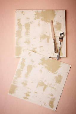 Gold Imprint Placemats (50)